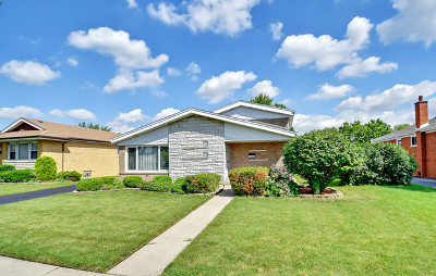 Oak Lawn Single Family Home New: 4632 West 107th Street