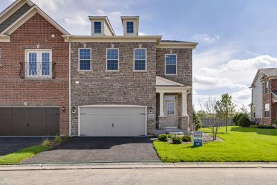 Lincolnshire IL Condo/Townhouse New: $599,334