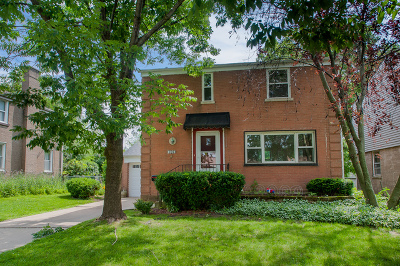Elmhurst Single Family Home For Sale: 557 South Edgewood Avenue