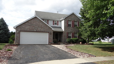 Lockport Single Family Home New: 3211 Sunset Court