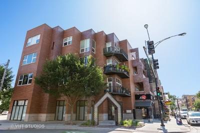 Condo/Townhouse For Sale: 1395 North Milwaukee Avenue #1W