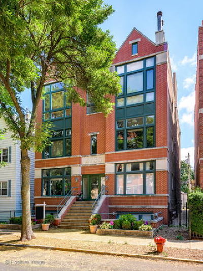 Chicago Condo/Townhouse New: 2735 North Kenmore Avenue #3N
