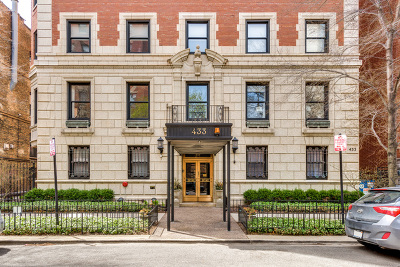 Chicago Condo/Townhouse New: 433 West Briar Place #7B
