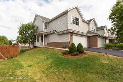 Romeoville Condo/Townhouse New: 545 North Maggie Lane