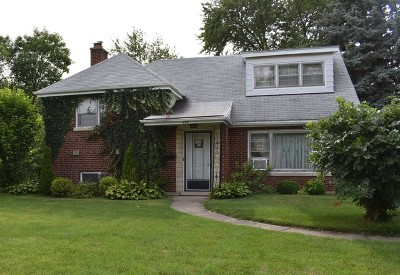 Elmhurst Single Family Home New: 470 South Berkley Avenue