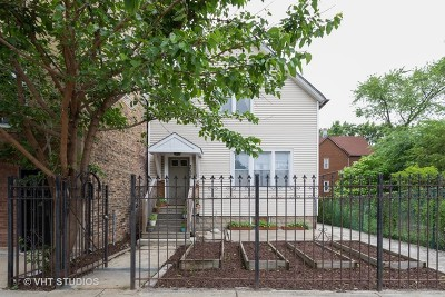 Chicago Single Family Home New: 3038 West Diversey Avenue