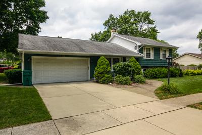 Buffalo Grove Single Family Home New: 776 Macarthur Drive
