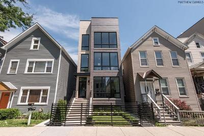 Chicago Condo/Townhouse New: 2430 West Moffat Street #2