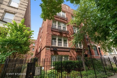 Chicago Condo/Townhouse New: 3132 North Clifton Avenue #3S