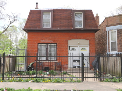 Chicago Multi Family Home New: 727 North Springfield Avenue