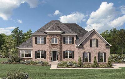 Batavia Single Family Home New: 2672 Barker Drive