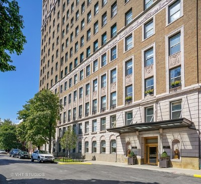 Chicago Condo/Townhouse New: 3500 North Lake Shore Drive #13A
