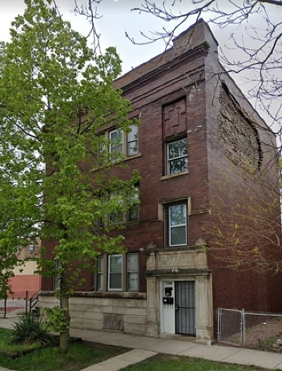 Chicago Multi Family Home New: 7446 West Harvard Avenue