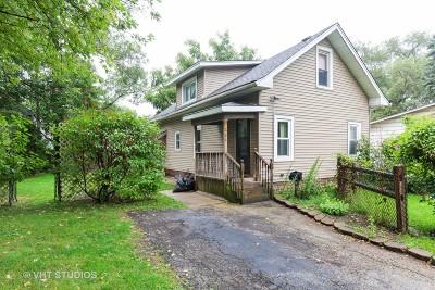 Elgin Single Family Home New: 224 North Weston Avenue