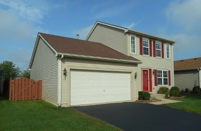 Dekalb Single Family Home New: 1637 Sunflower Drive