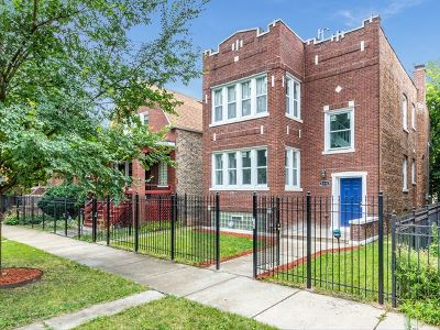 Chicago Multi Family Home New: 6406 South Maplewood Avenue