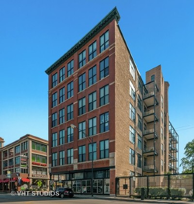Chicago Condo/Townhouse New: 1872 North Clybourn Avenue #406
