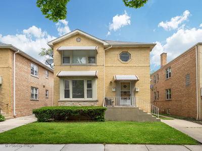 Chicago Multi Family Home New: 5330 West Sunnyside Avenue