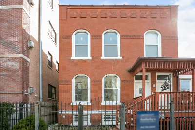 Multi Family Home For Sale: 1807 West Race Avenue
