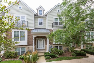 Hanover Park Condo/Townhouse New: 5648 Cambridge Way