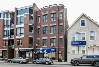 Condo/Townhouse New: 2632 North Halsted Street #4