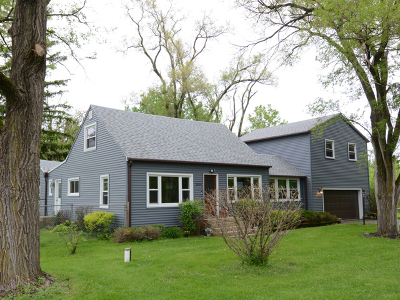 McHenry Single Family Home New: 3006 South Hi Line Avenue