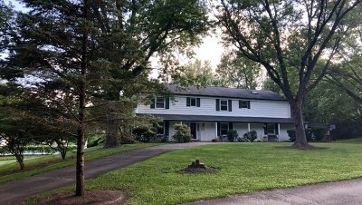 McHenry Single Family Home For Sale: 6411 Round Up Road