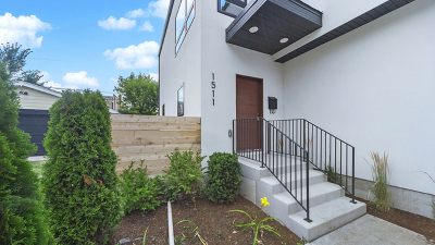 Evanston Condo/Townhouse New: 1509 Wilder Street