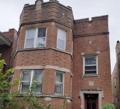 Multi Family Home New: 3348 North Lawndale Avenue