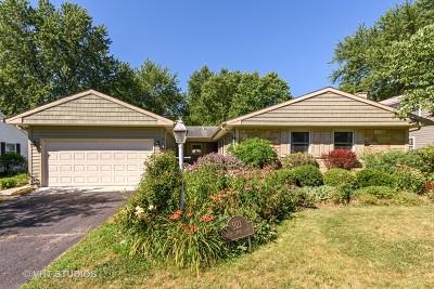 Buffalo Grove Single Family Home New: 921 Shady Grove Lane