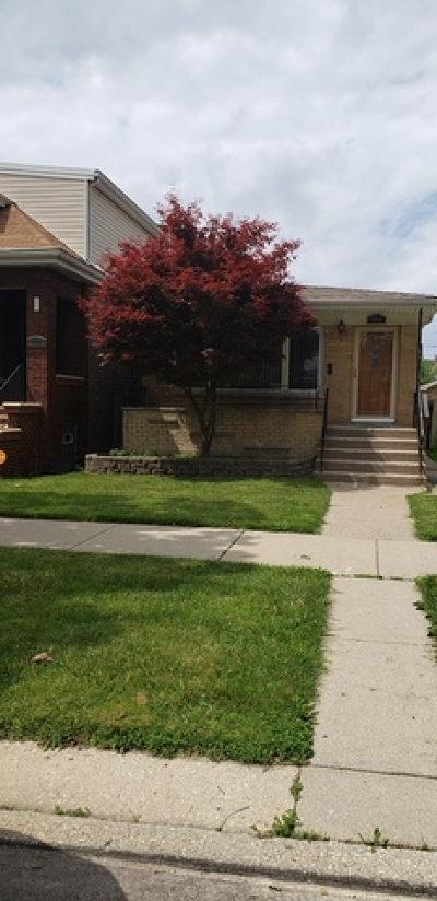 Chicago IL Single Family Home New: $170,000