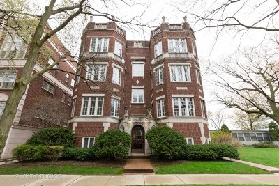Evanston Condo/Townhouse New: 500 Sheridan Road #2E