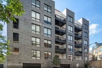 Condo/Townhouse New: 650 North Morgan Street #402
