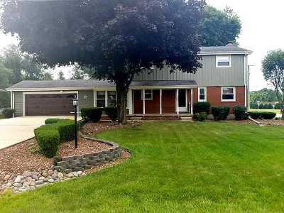 Tinley Park Single Family Home New: 6541 166th Street