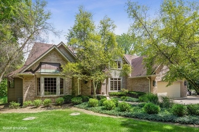 Crystal Lake Single Family Home New