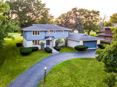 Darien Single Family Home For Sale: 1634 Royal Oak Road