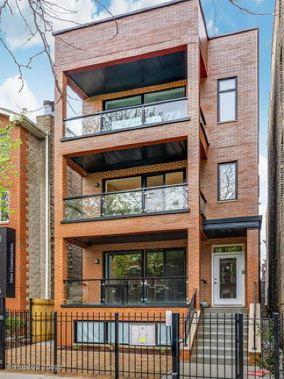 Condo/Townhouse New: 1448 West Erie Street #3