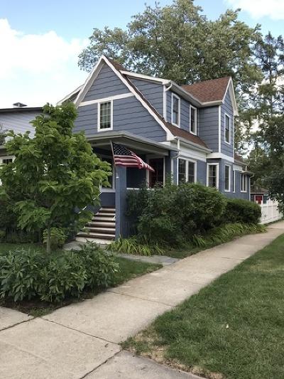 Wilmette IL Single Family Home New: $925,000