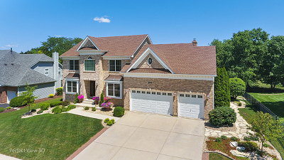 Batavia Single Family Home New: 948 Knox Lane