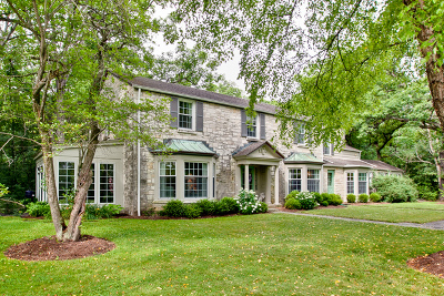Libertyville Single Family Home New: 15130 West Little St Marys Road