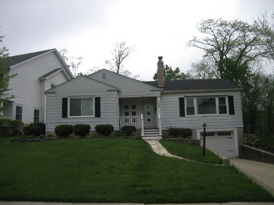 Clarendon Hills Single Family Home New: 134 Walker Avenue