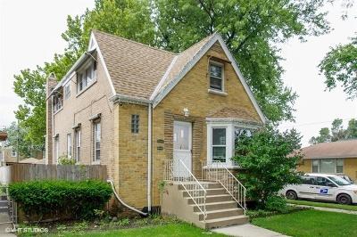 Chicago Single Family Home New: 2856 North Nordica Avenue