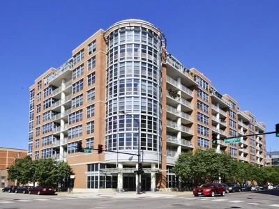 Condo/Townhouse New: 1200 West Monroe Street #602