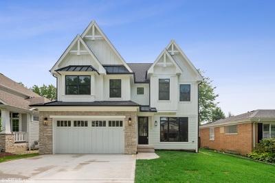 Elmhurst Single Family Home For Sale: 253 North Evergreen Avenue