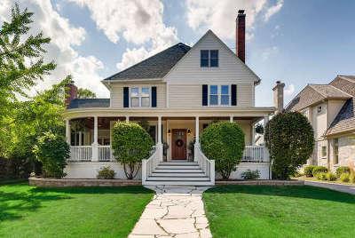 Elmhurst Single Family Home New: 244 South Arlington Avenue