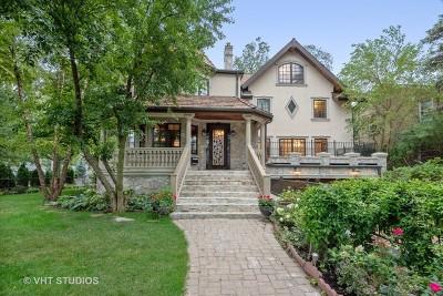 Wilmette IL Single Family Home New: $1,699,000