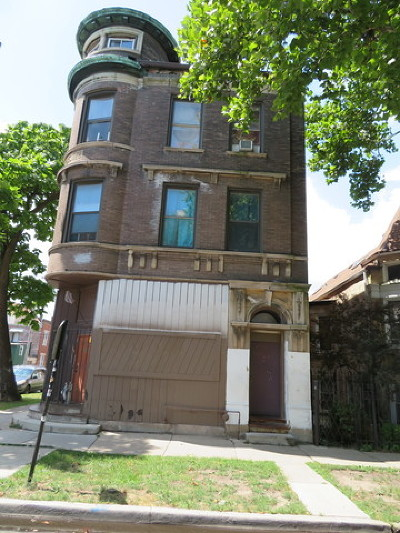 Multi Family Home New: 2358 South St Louis Avenue