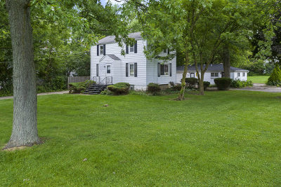 Downers Grove Single Family Home New: 3859 Douglas Road