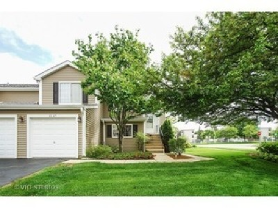 Schaumburg Condo/Townhouse New: 2147 Southwind Circle