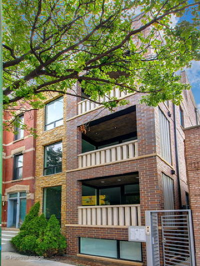 Condo/Townhouse For Sale: 513 North May Street #3